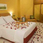 Lua de mel e romantismo no Oscar Inn