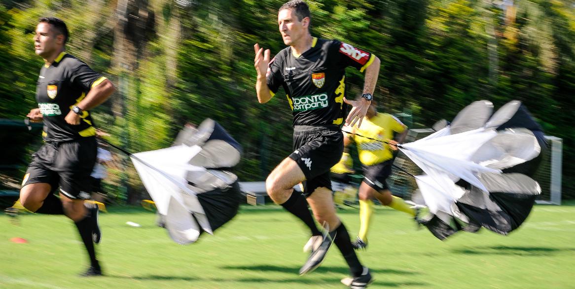 Treinamento dos Árbitros para os Campeonatos Paulistas no Oscar Inn
