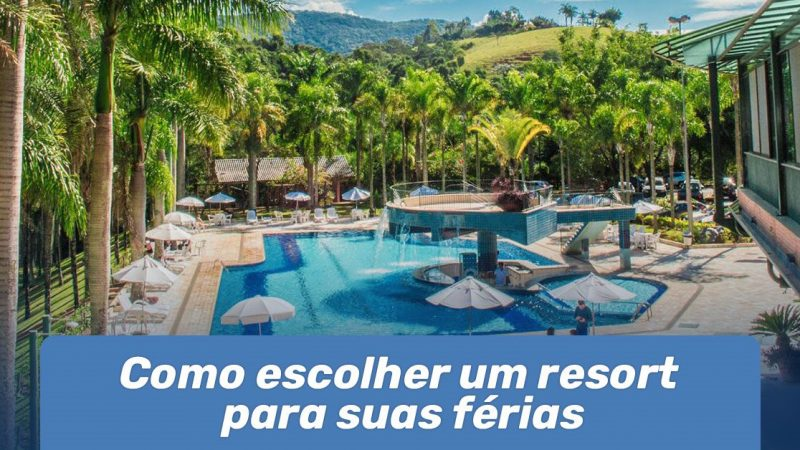 escolher um resort