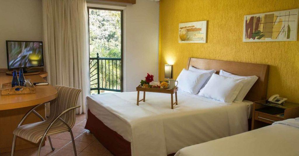 Acomodações do Oscar Inn Eco Resort