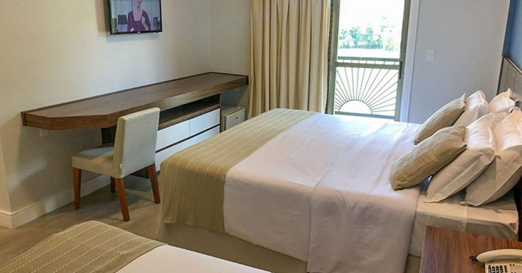 Acomodações Oscar Inn Eco Resort
