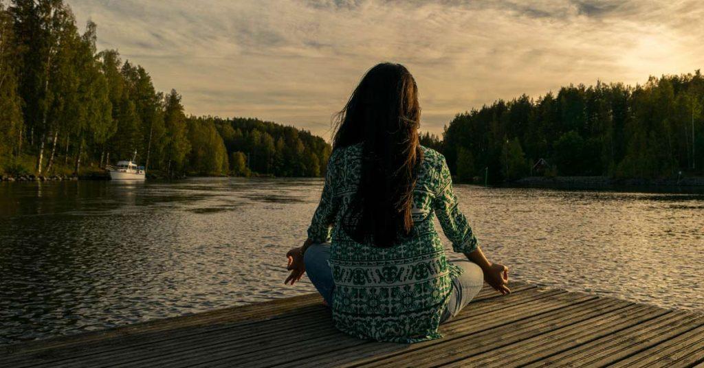 Meditação para relaxar