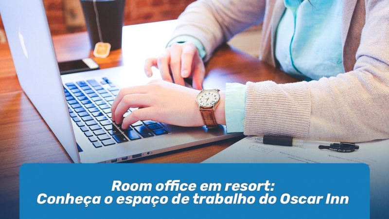 Room office em resort