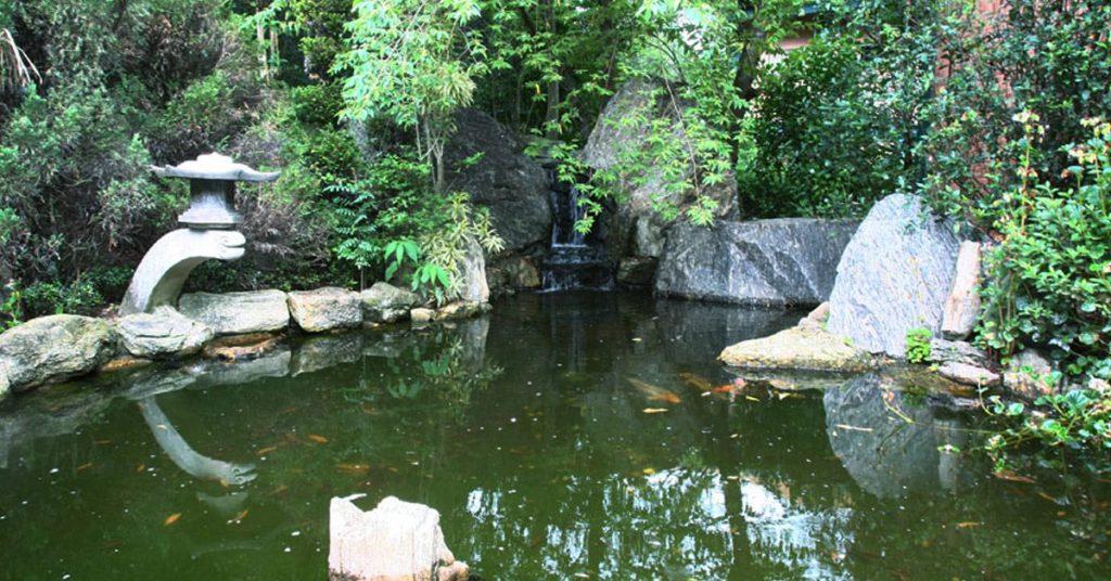 Jardim Onsen